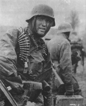 Battle of the Bulge Soldier